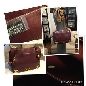 a434ff5a613a CHANEL Bags | 6c Vintage Caviar Tote | Poshmark